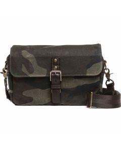 ONA Bowery Shoulder Bag - Camouflage