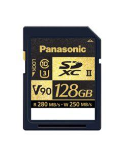 Panasonic 128GB SDZA Series UHS II SDXC Card