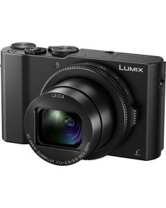 Panasonic DMC-LX15 Digital Camera - Black