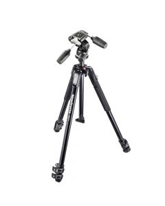 Manfrotto 190X Tripod with 804 MK II