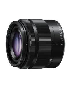Panasonic 35-100mm f4-5.6 LUMIX G VARIO ASPH OIS Lens - Black