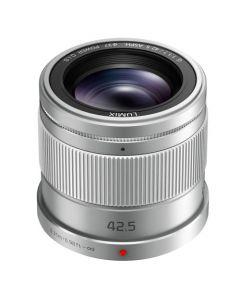 Panasonic 42.5mm f1.7 LUMIX G ASPH POWER OIS Lens - Silver