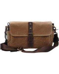 ONA Bowery Shoulder Bag - Field Tan