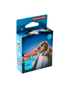 Lomography Color Negative 100 ISO 120 (3 Pack)