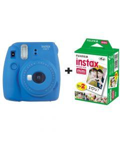 Fujifilm Instax Mini 9 Instant Camera with 20 Shots