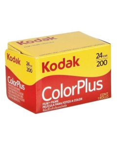Kodak ColorPlus 200 Film Pack 135
