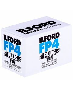 Ilford FP4 Plus 35mm film