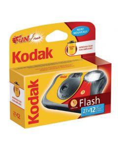 Kodak Fun Flash Disposable Camera (39 Exposures)