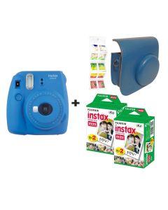 Fujifilm Instax Mini 9 + 40 shots + Case + FREE Wall Album