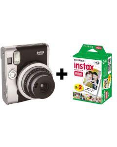 Fujifilm Instax Mini 90 NEO Classic Camera with 20 Shots