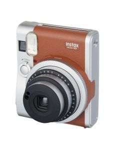 Fujifilm Instax Mini 90 NEO Classic Camera - Brown