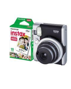 Fujifilm Instax Mini 90 NEO Classic Camera Bundle with 10 Shots