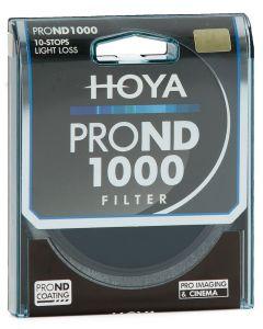 Hoya Pro ND 1000 (10 Stop) Filter