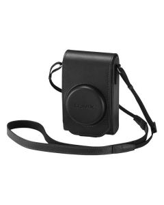 Panasonic DMW-PHS84 Black Leather Case for TZ100