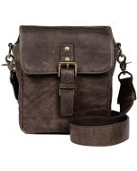 ONA Bond Street Leather Camera Bag - Dark Truffle