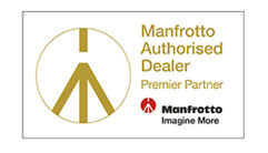 Manfrotto Approved UK Retailer